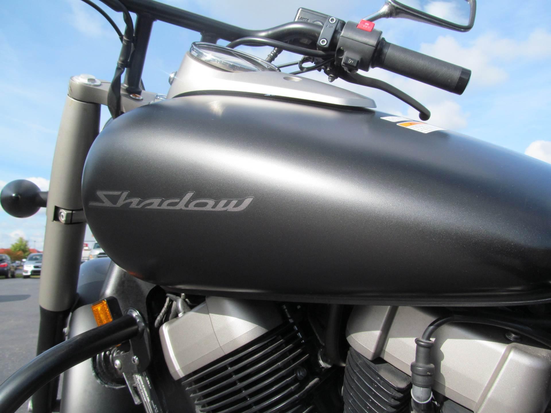 2013 Honda Shadow Phantom 7