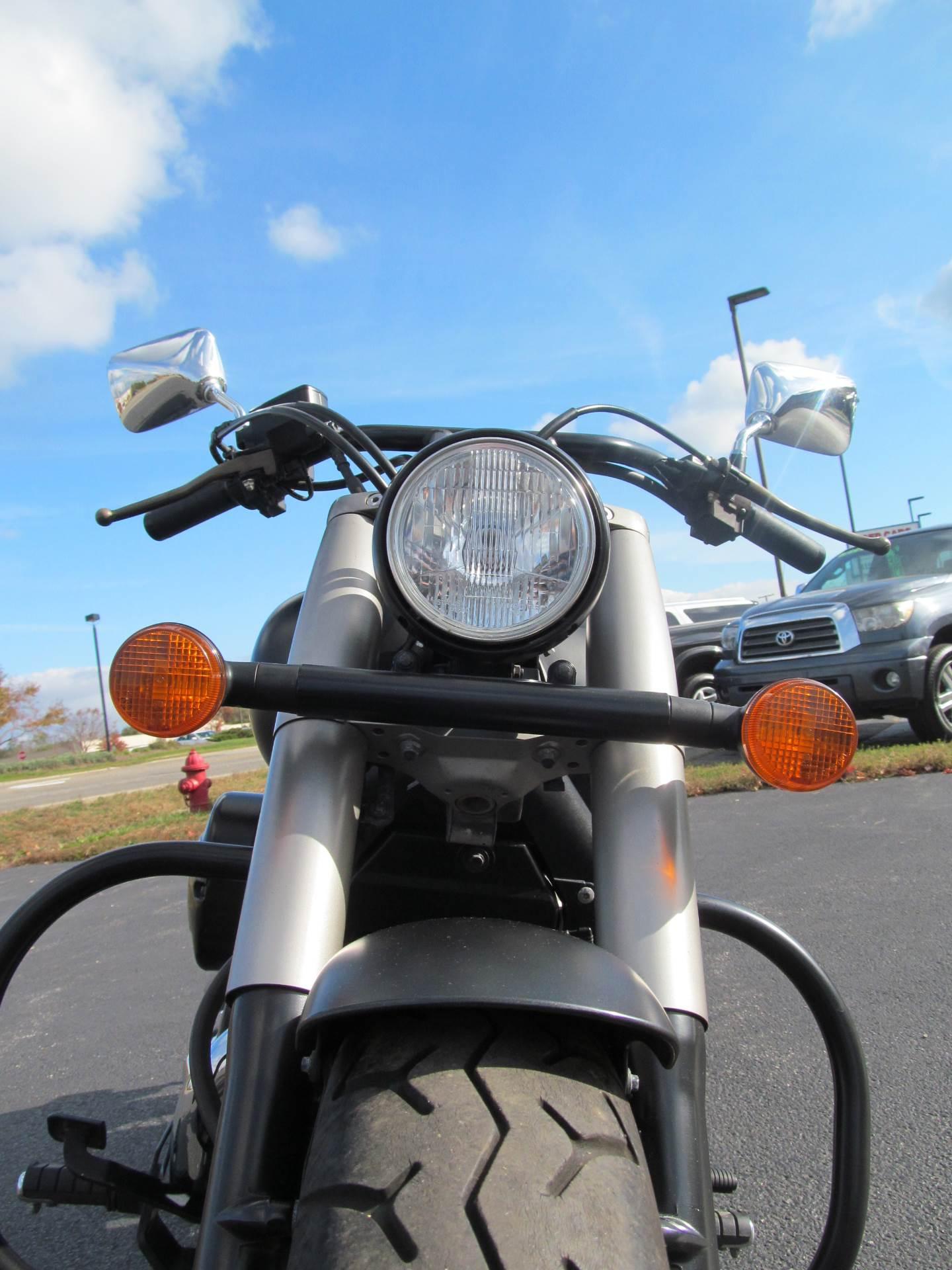 2013 Honda Shadow Phantom 8