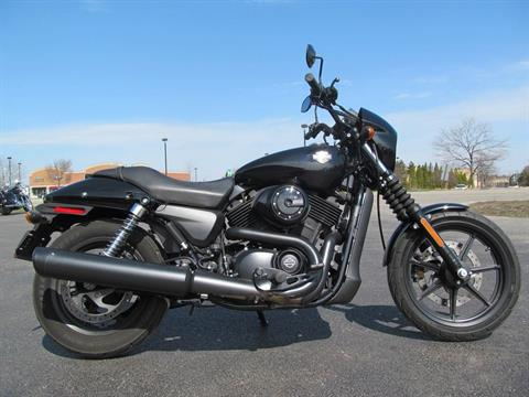 2016 Harley-Davidson Street® 500 in Crystal Lake, Illinois