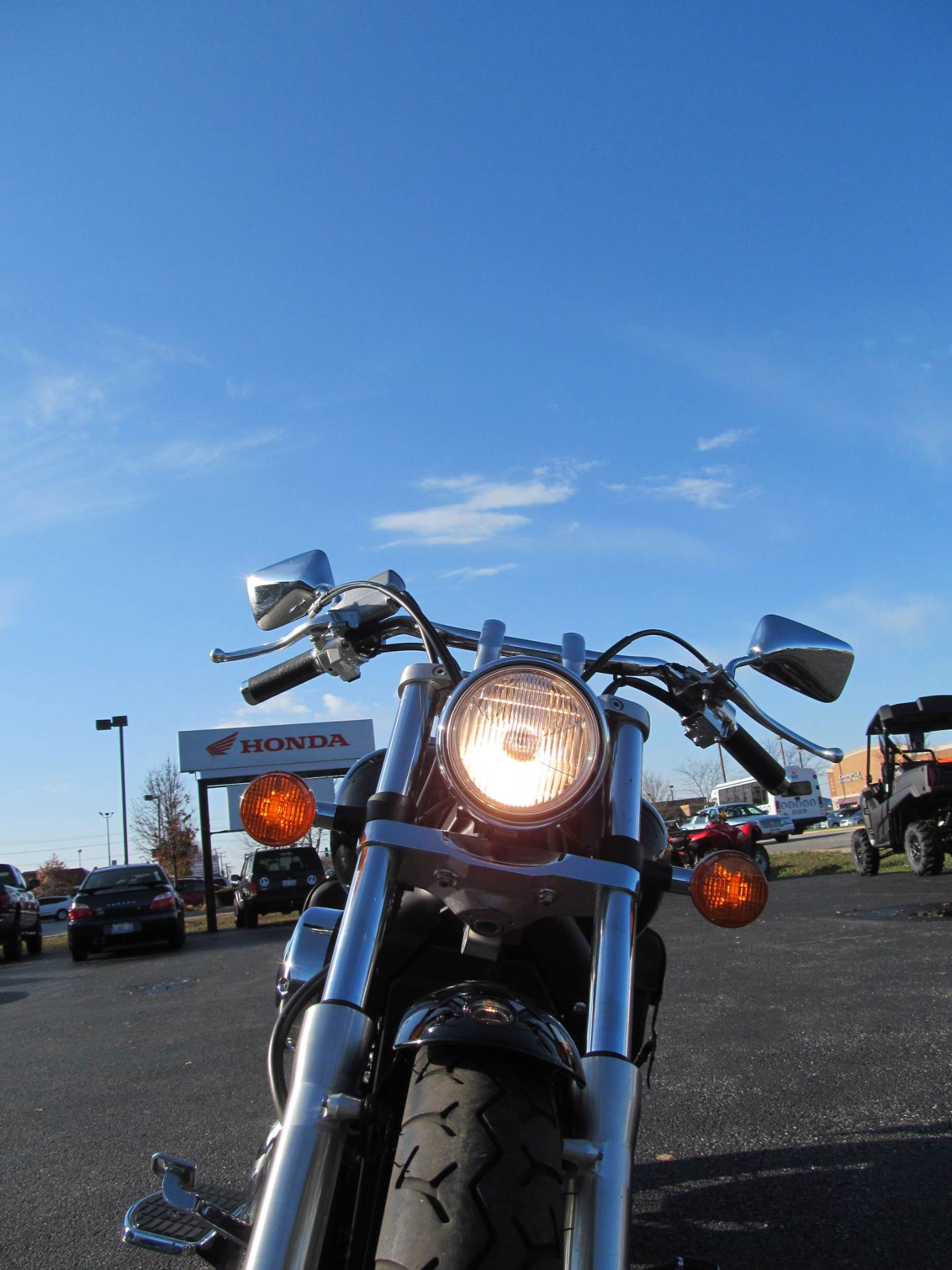 2013 Honda Shadow® Spirit 750 in Crystal Lake, Illinois