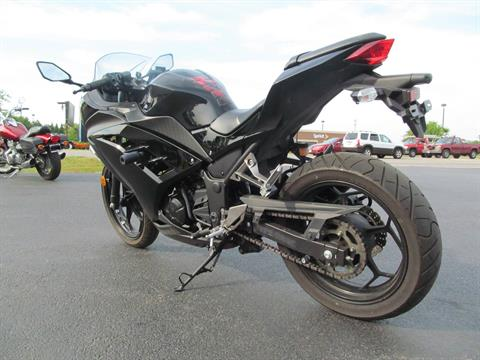 2014 Kawasaki Ninja® 300 in Crystal Lake, Illinois