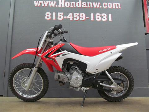 2015 Honda CRF110F in Crystal Lake, Illinois - Photo 1