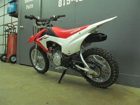 2015 Honda CRF110F in Crystal Lake, Illinois - Photo 5