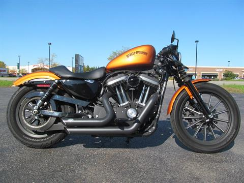 2014 Harley-Davidson Sportster® Iron 883™ in Crystal Lake, Illinois