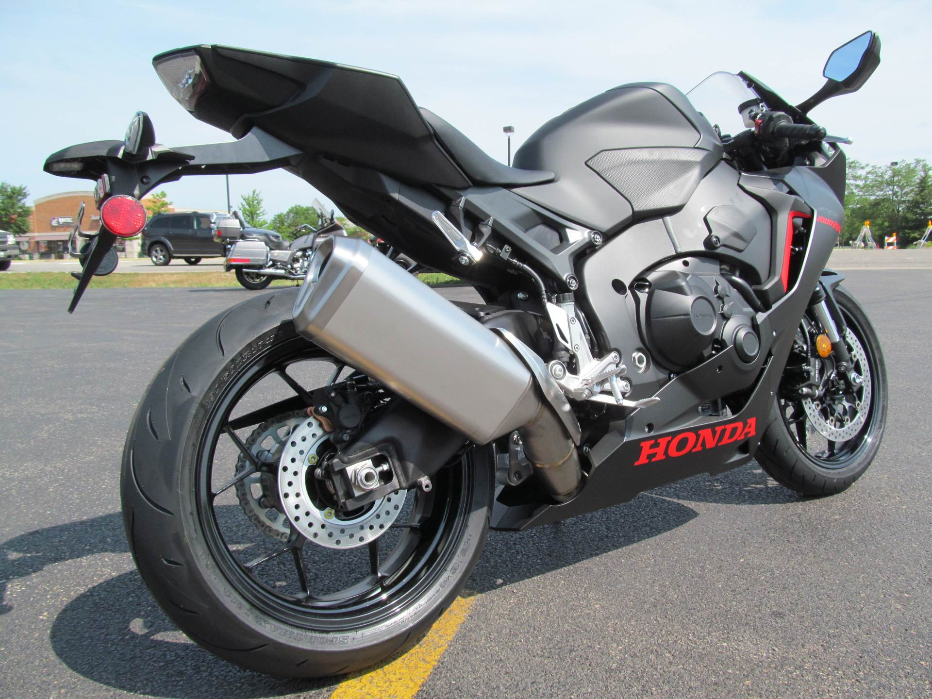 2017 Honda CBR1000RR ABS in Crystal Lake, Illinois