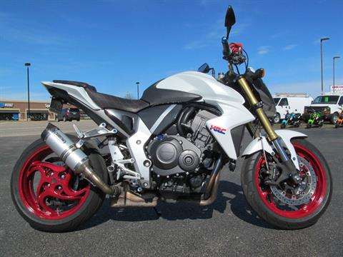 2013 Honda CB1000R in Crystal Lake, Illinois - Photo 1
