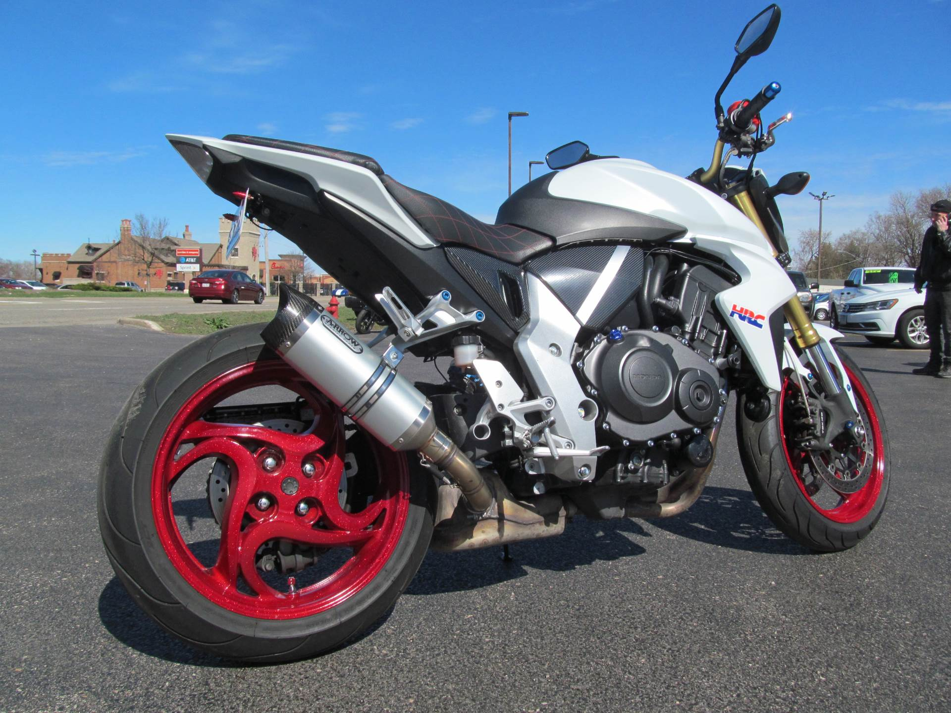 2013 Honda CB1000R in Crystal Lake, Illinois - Photo 5