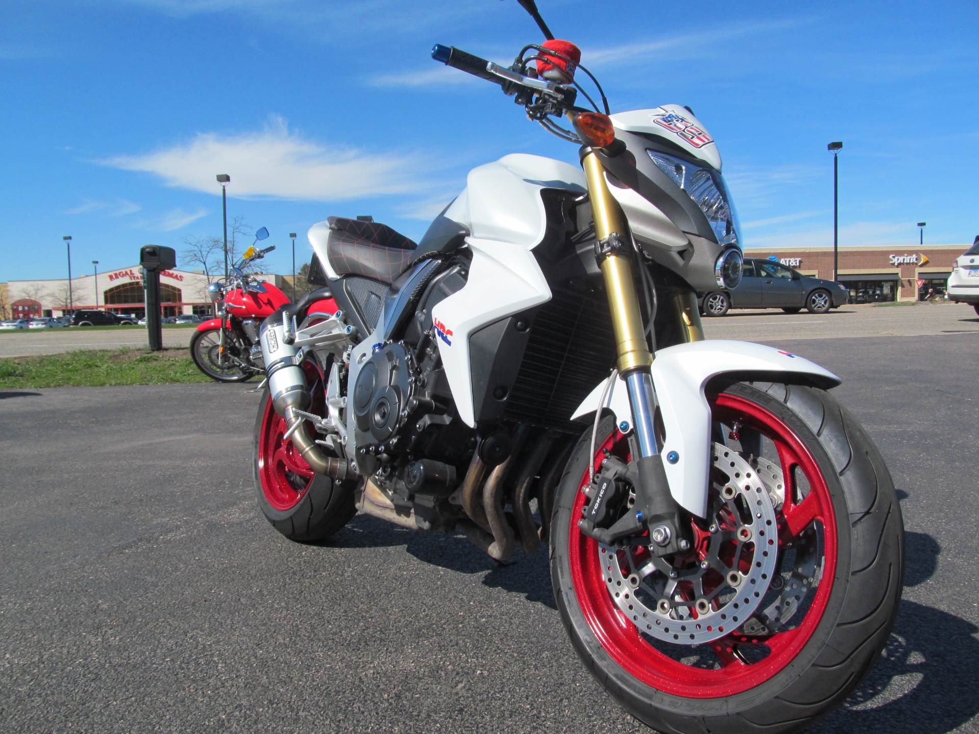 2013 Honda CB1000R in Crystal Lake, Illinois - Photo 3