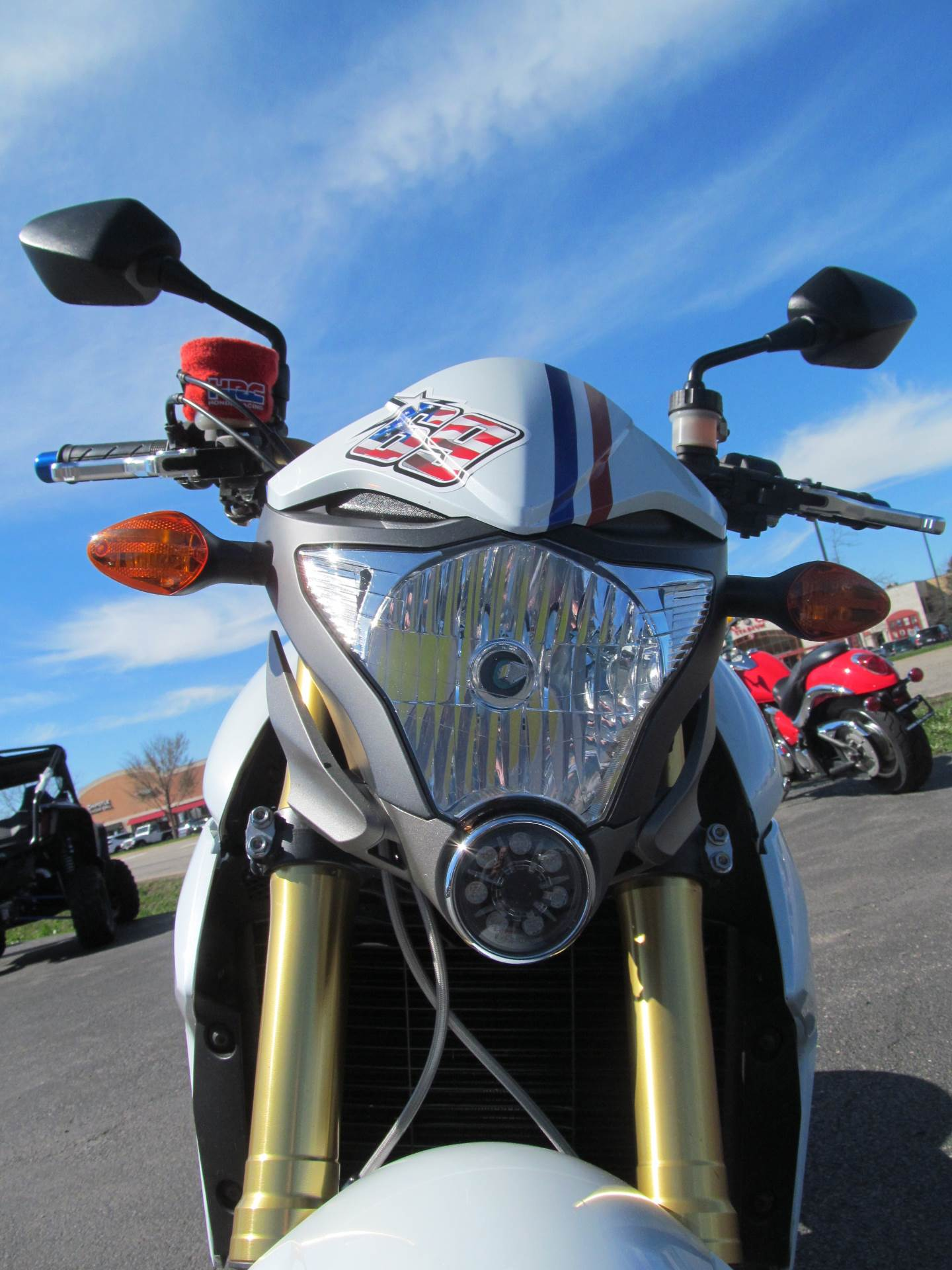 2013 Honda CB1000R in Crystal Lake, Illinois - Photo 11