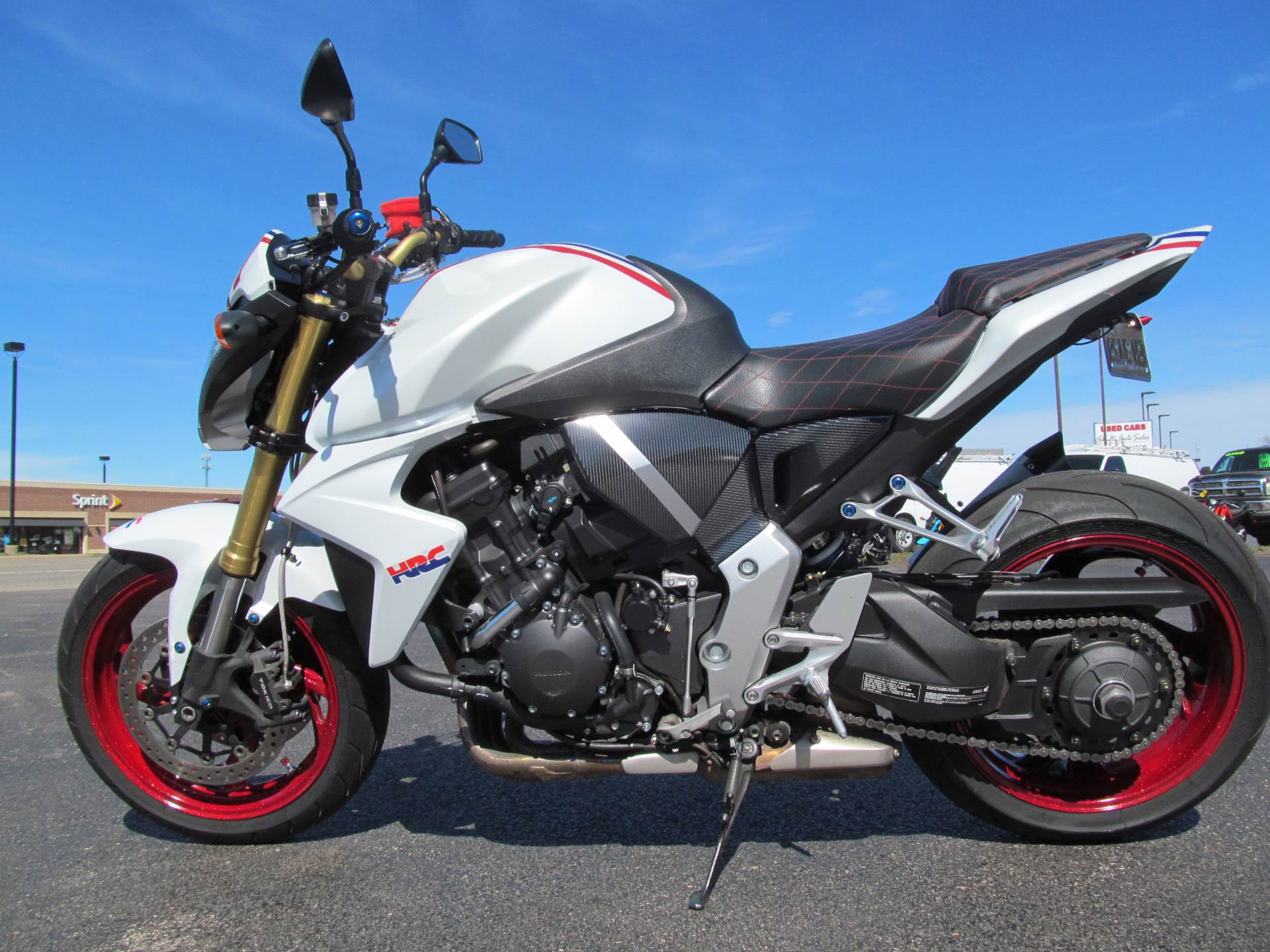 2013 Honda CB1000R in Crystal Lake, Illinois - Photo 2
