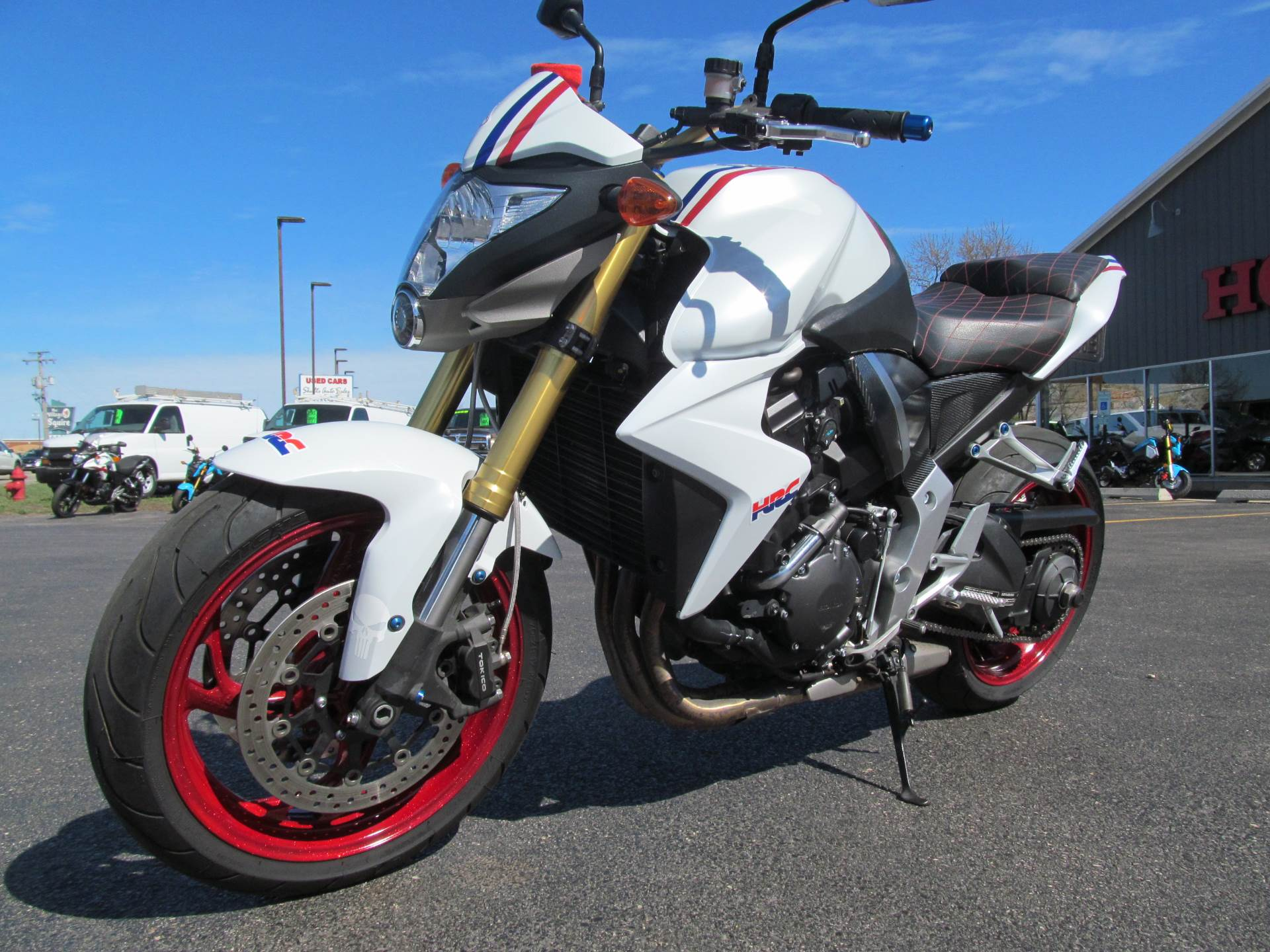 2013 Honda CB1000R in Crystal Lake, Illinois - Photo 4