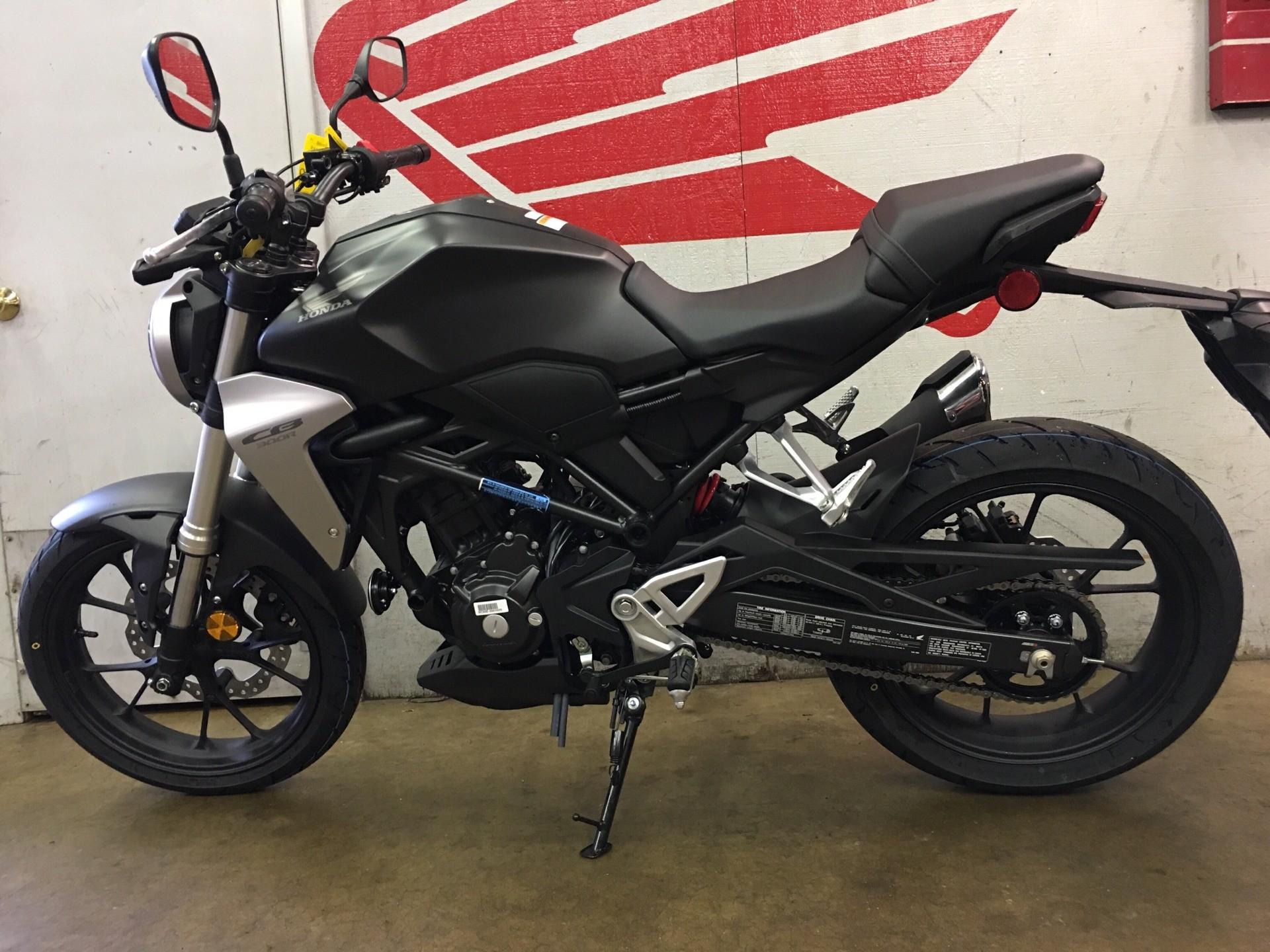 2019 Honda CB300R 7