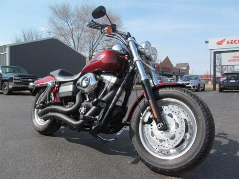 2010 Harley-Davidson Dyna® Fat Bob® in Crystal Lake, Illinois - Photo 3