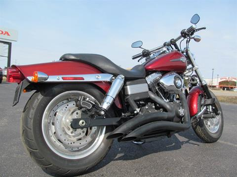 2010 Harley-Davidson Dyna® Fat Bob® in Crystal Lake, Illinois - Photo 6