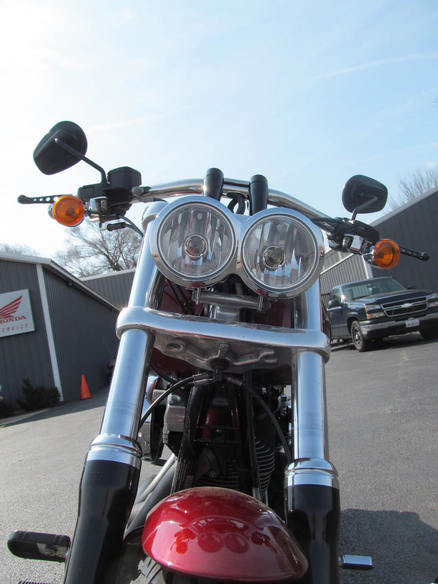 2010 Harley-Davidson Dyna® Fat Bob® in Crystal Lake, Illinois - Photo 8