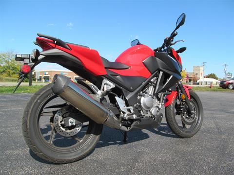 2015 Honda CB300F in Crystal Lake, Illinois - Photo 6