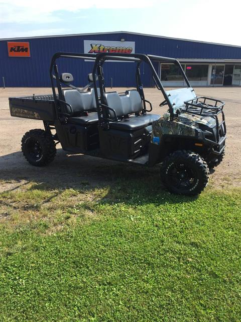 2013 Polaris Ranger Crew® 800 EPS in Chippewa Falls, Wisconsin