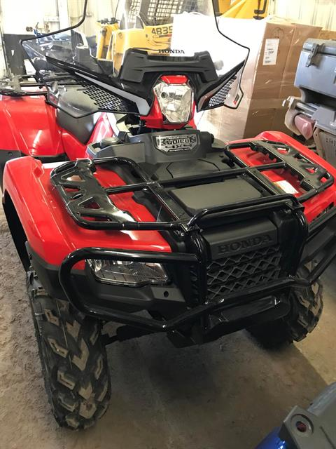2018 Honda FourTrax Foreman Rubicon 4x4 Automatic DCT EPS in Chippewa Falls, Wisconsin