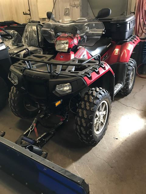 2010 Polaris Sportsman® 550 EPS in Chippewa Falls, Wisconsin
