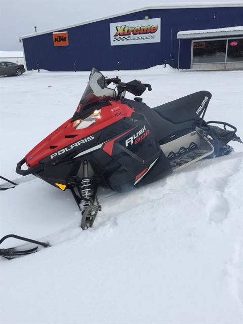 2011 Polaris 800 Rush ES Retro in Chippewa Falls, Wisconsin