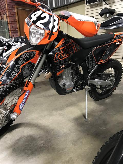 2009 KTM 530 EXC in Chippewa Falls, Wisconsin