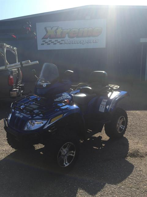 2012 Arctic Cat TRV® 700i GT in Chippewa Falls, Wisconsin