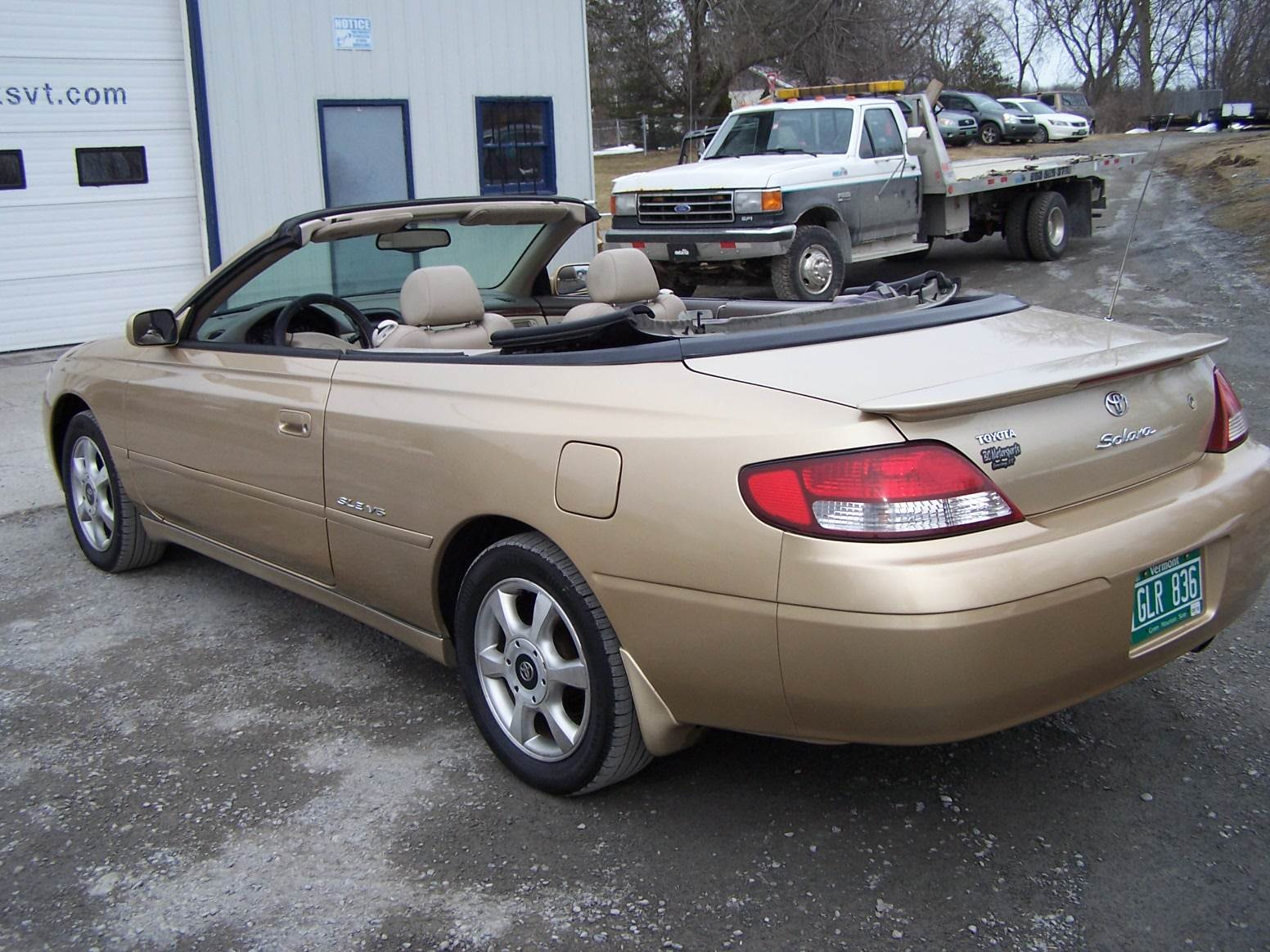 2001 Other Toyota Solara Convertible in Ferrisburg, Vermont
