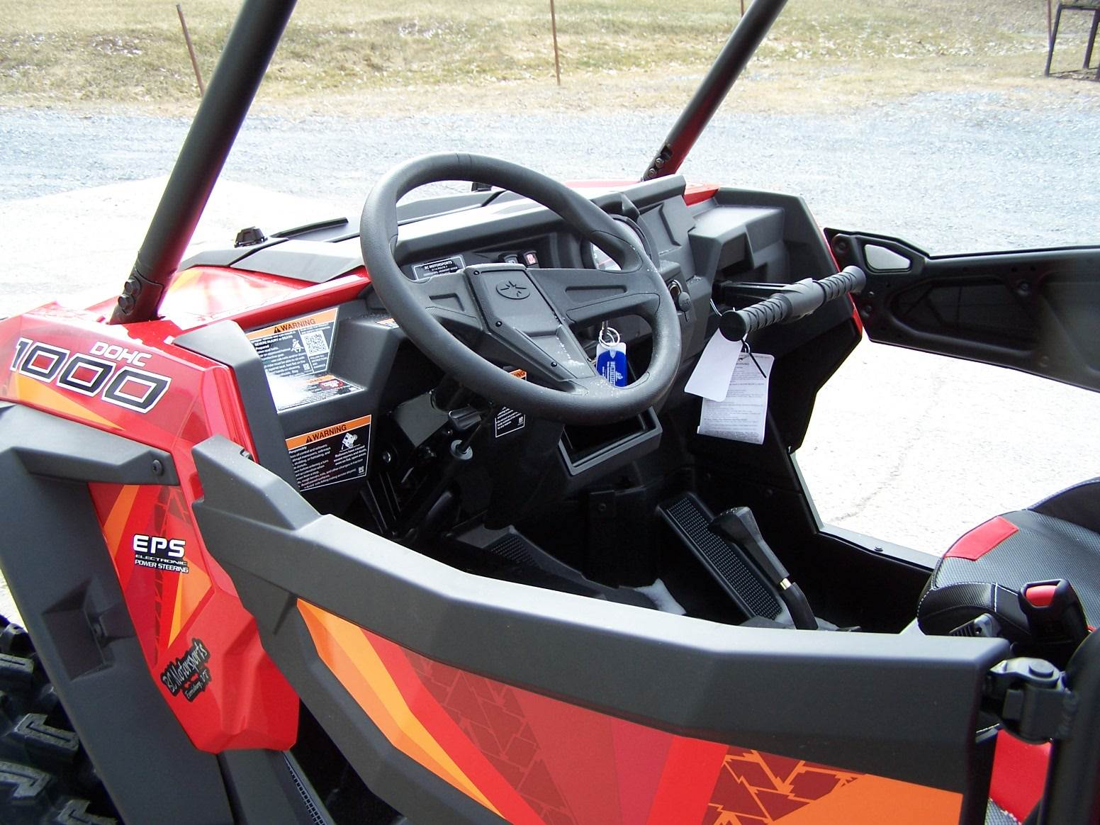 2017 Polaris RZR S 1000 EPS in Ferrisburg, Vermont