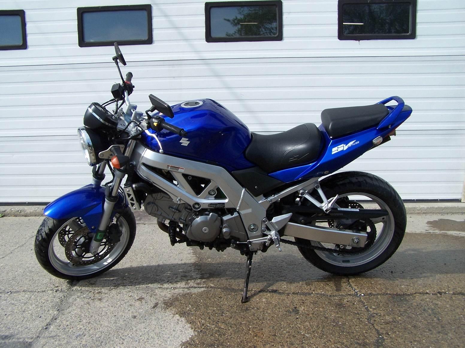 2004 Suzuki SV650 for sale 192478