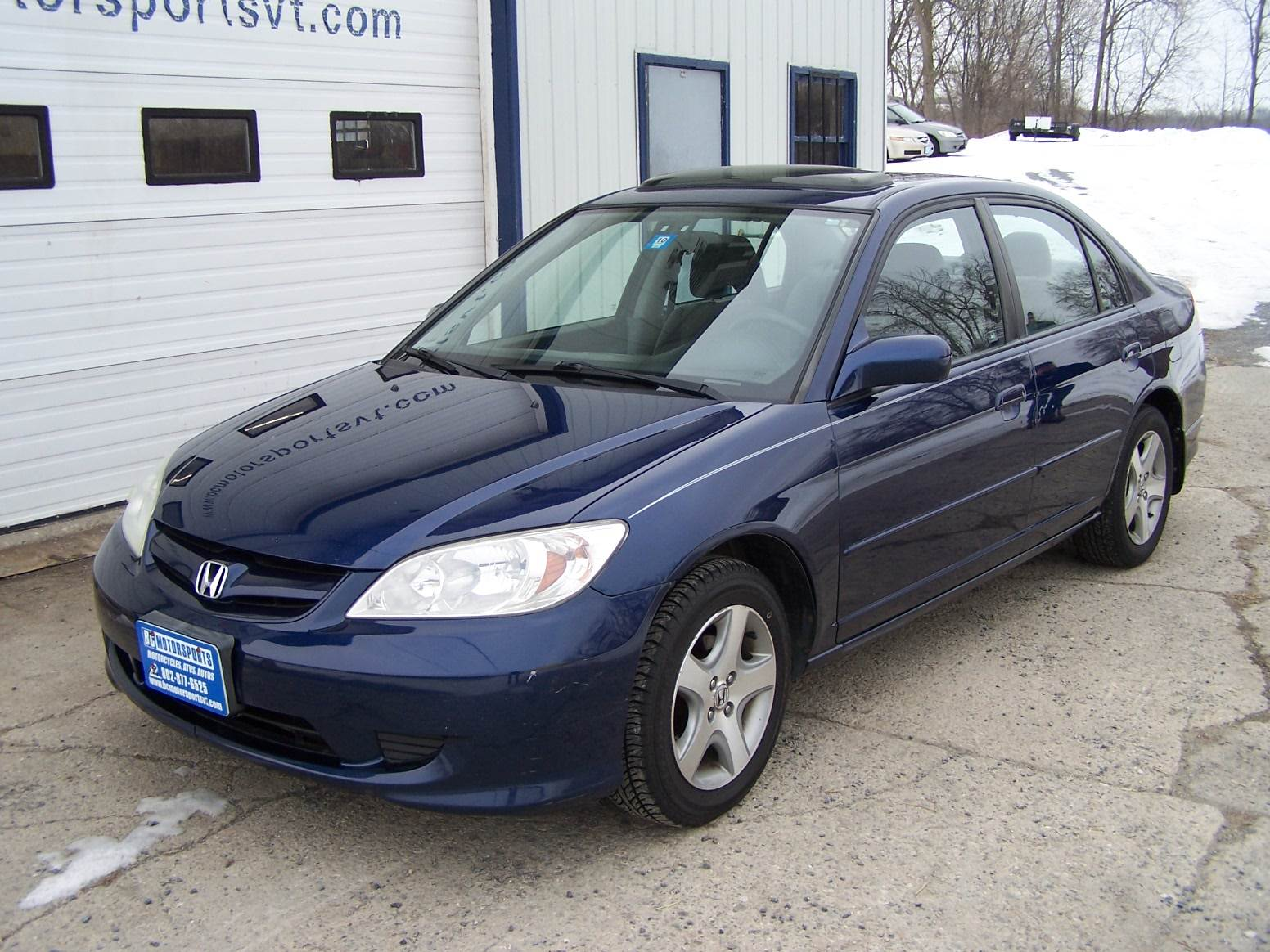2004 Other Civic EX in Ferrisburg, Vermont