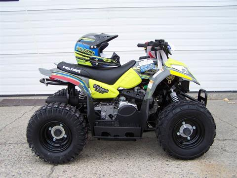 2017 Polaris Outlaw 50 in Ferrisburg, Vermont