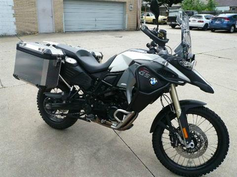 2015 BMW F 800 GS Adventure in Cleveland, Ohio