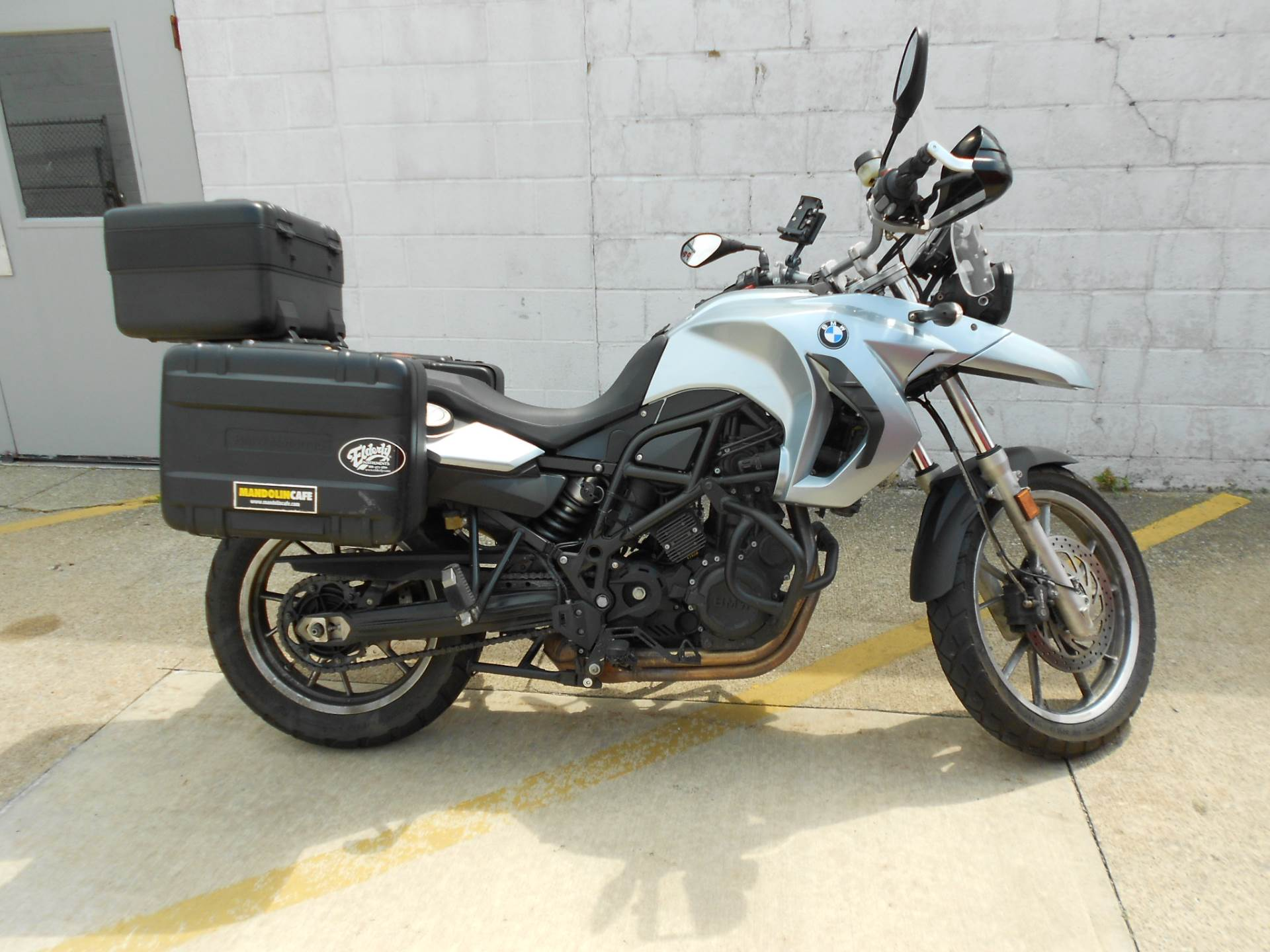 2009 BMW F 650 GS in Cleveland, Ohio