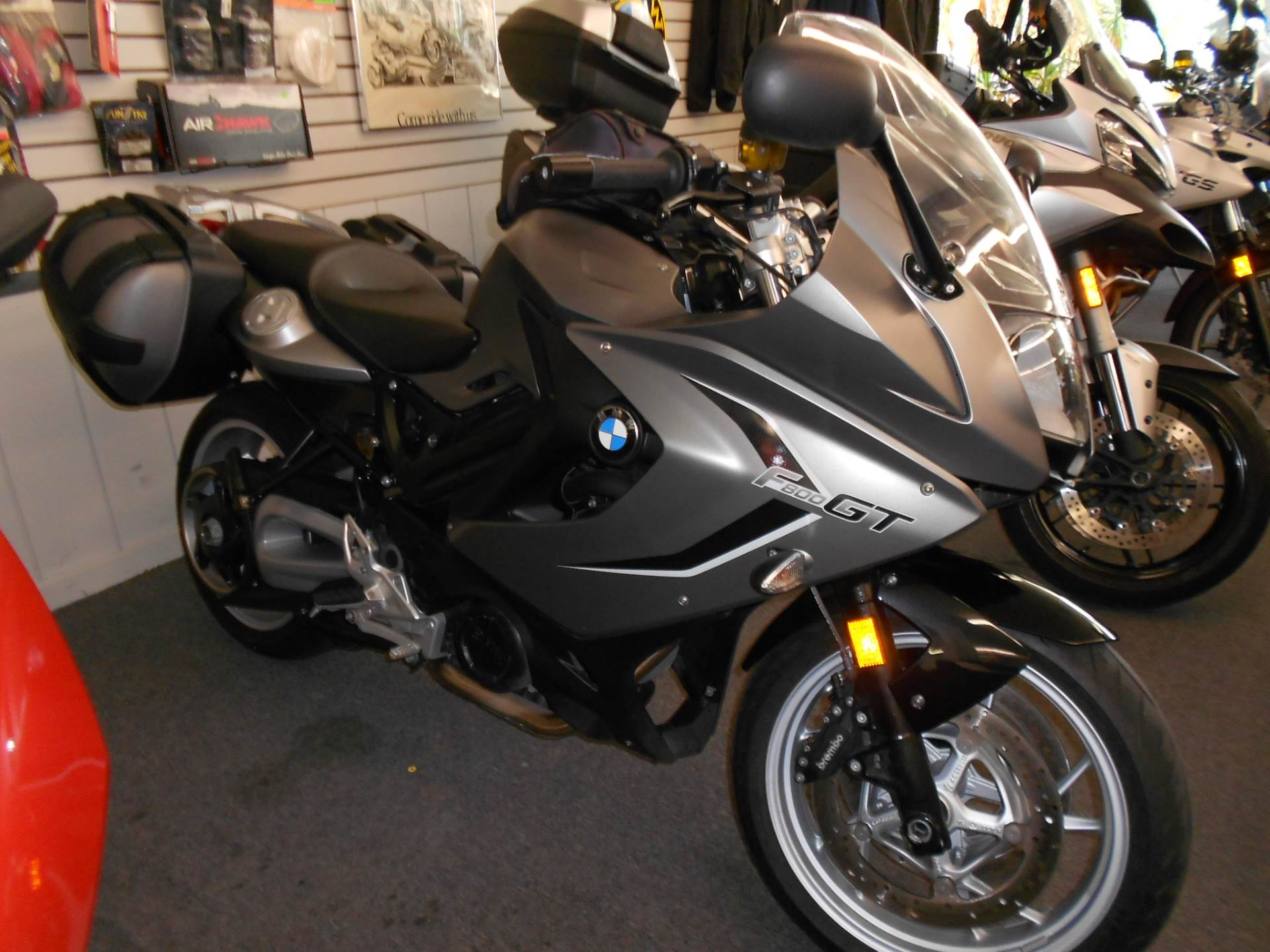 2016 Bmw F 800 Gt In Cleveland Ohio