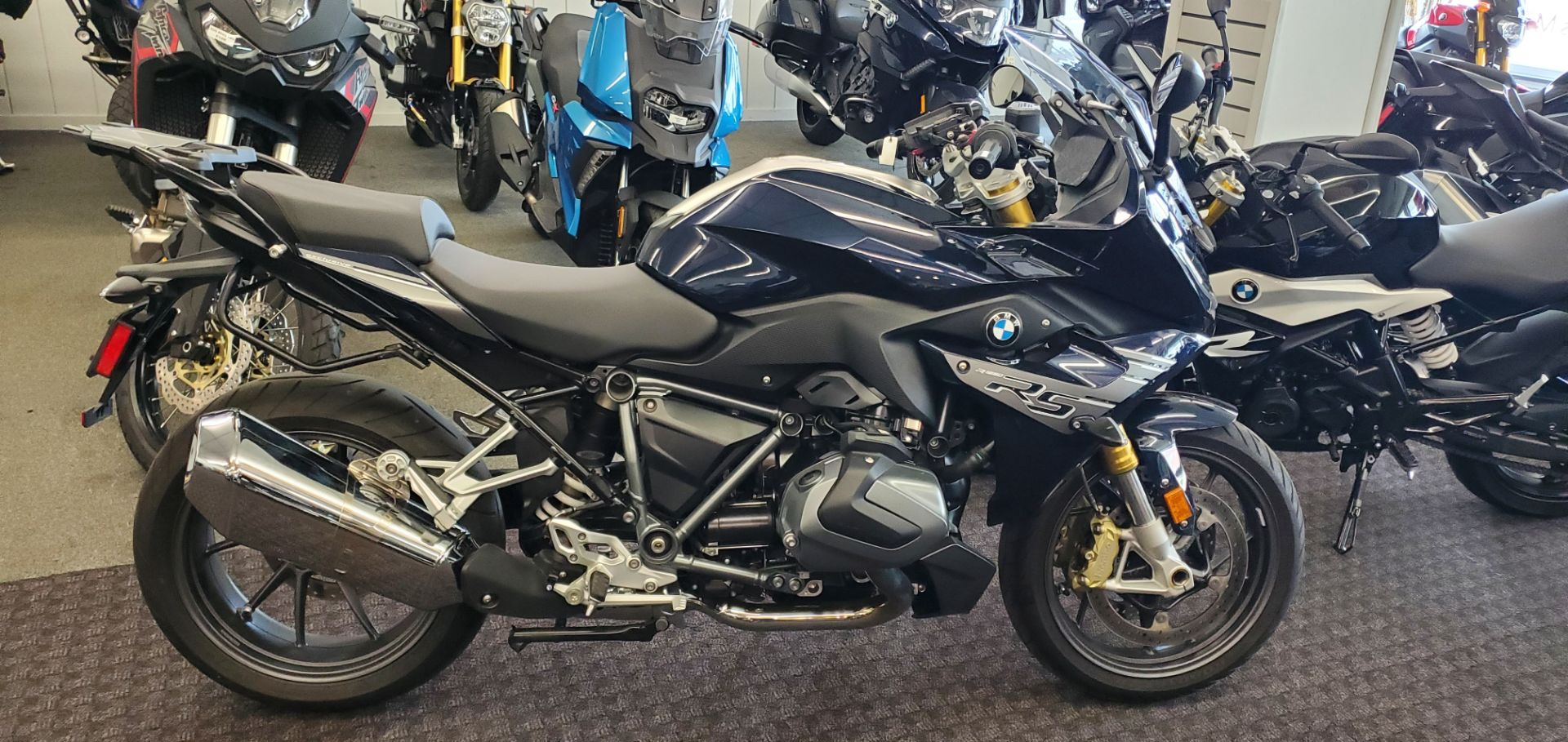 2020 BMW R 1250 RS in Cleveland, Ohio