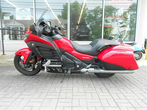 2013 Honda Gold Wing® F6B Deluxe in Cleveland, Ohio
