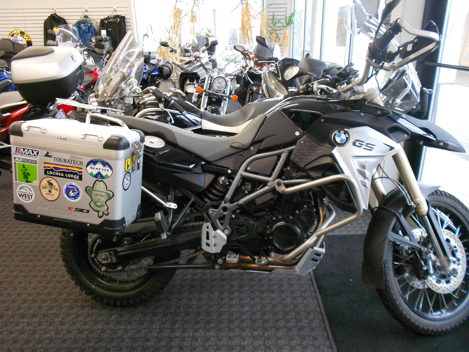 2016 BMW F 800 GS in Cleveland, Ohio