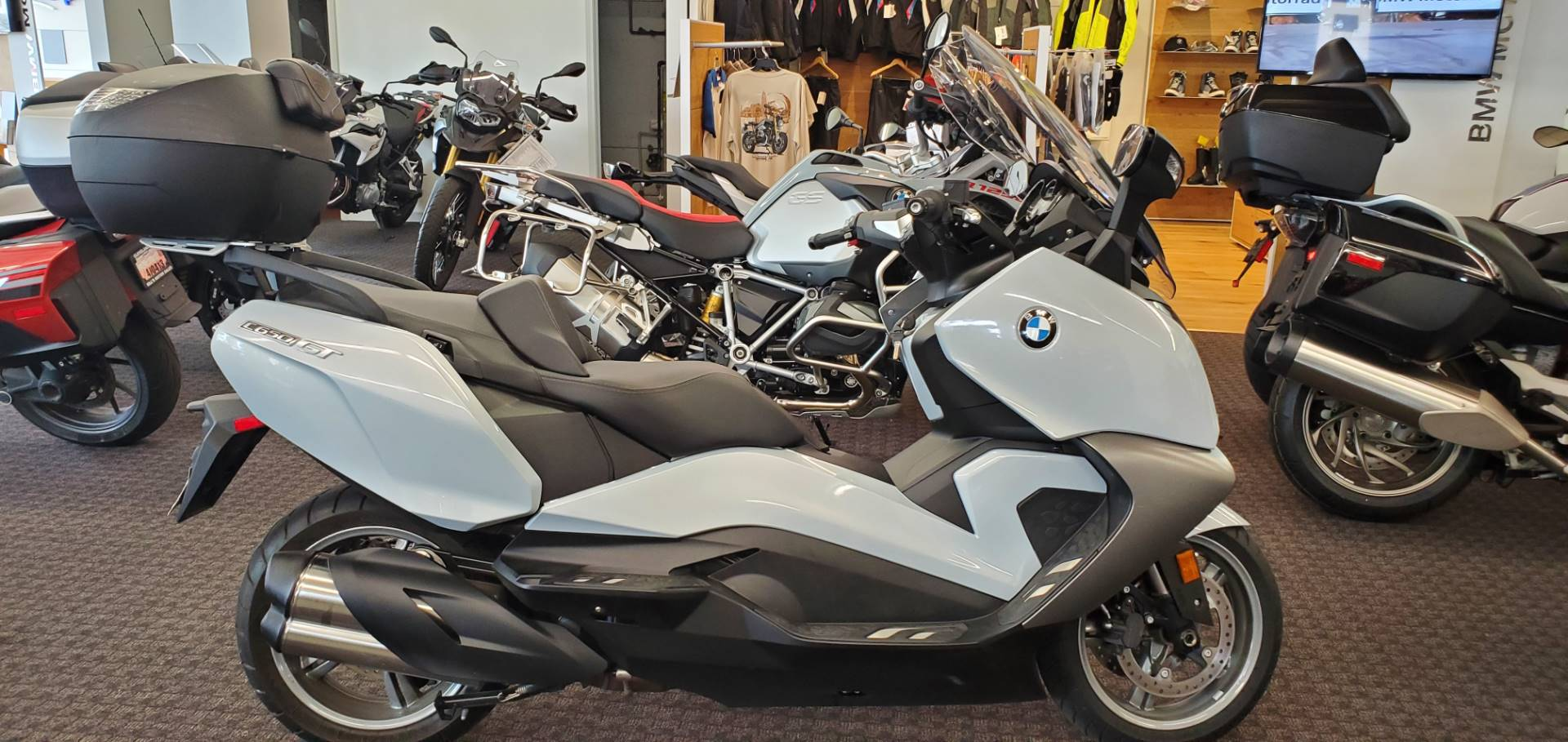 2020 BMW C 650 GT in Cleveland, Ohio