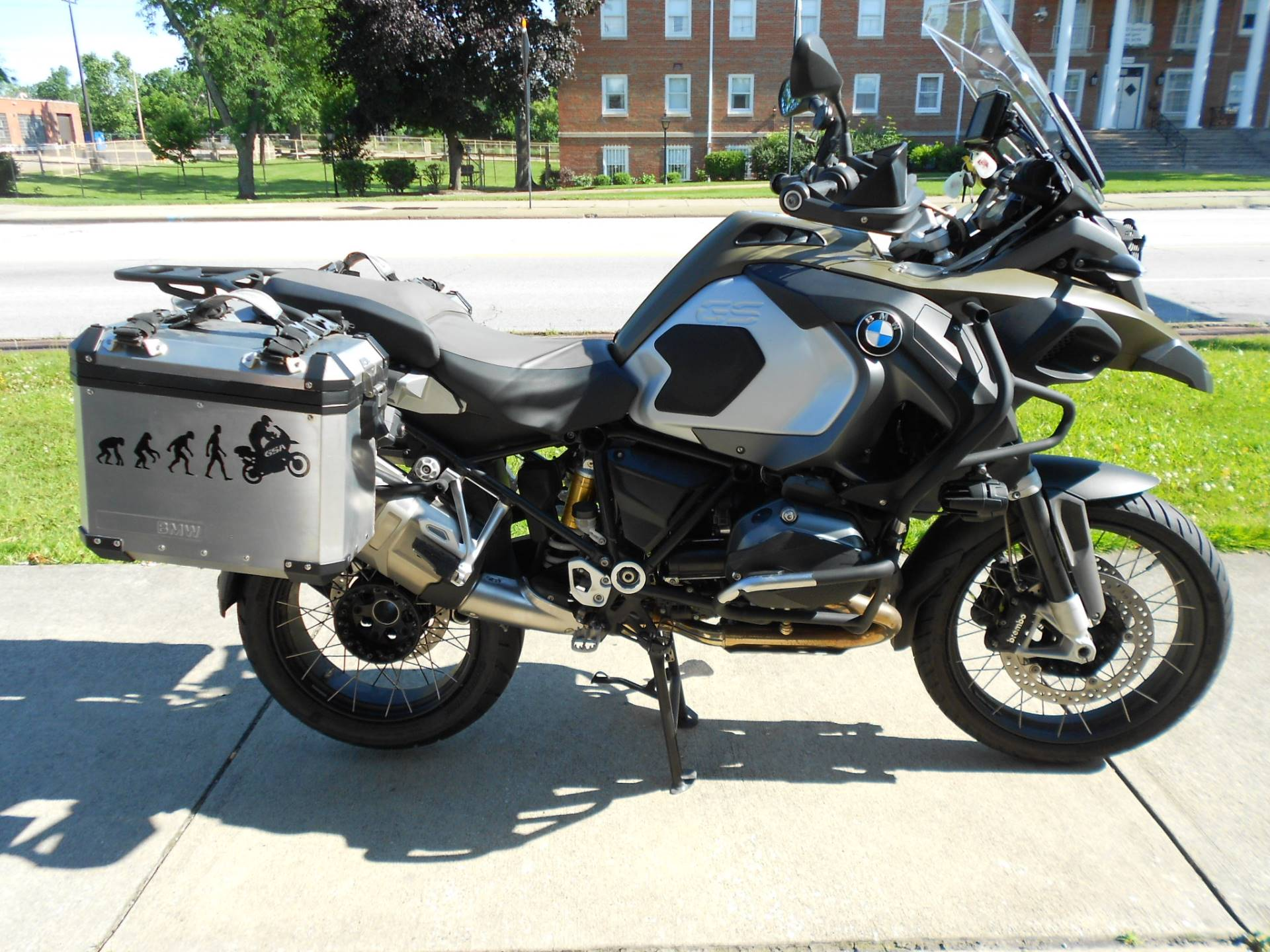 2014 BMW R 1200 GS Adventure in Cleveland, Ohio