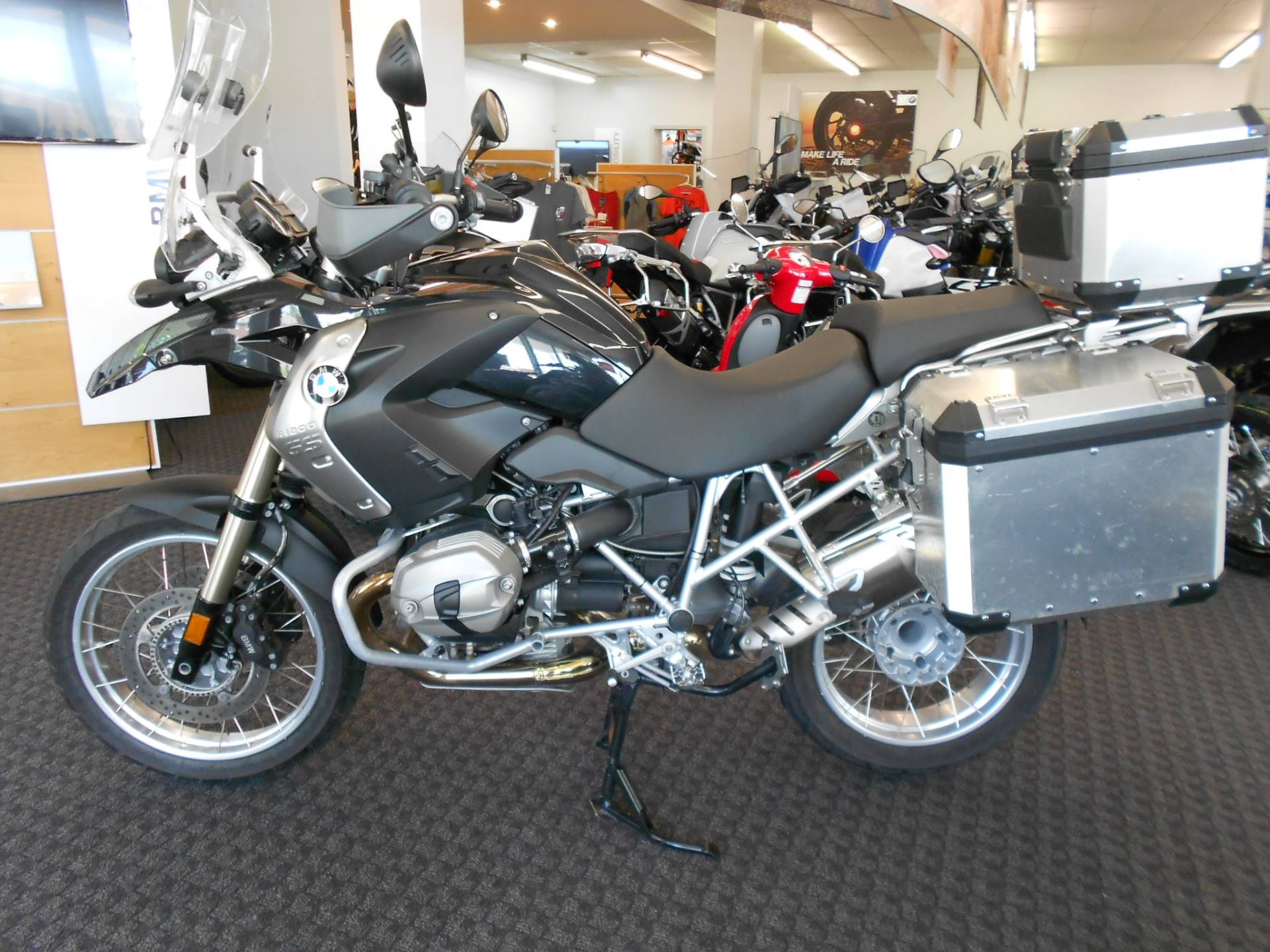 2011 BMW R 1200 GS in Cleveland, Ohio