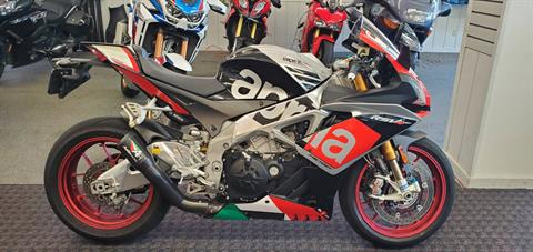 2016 Aprilia RSV4 RF LE ABS in Cleveland, Ohio - Photo 1