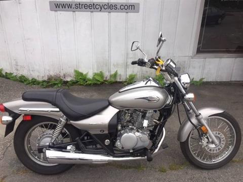 2009 Kawasaki ELIMINATOR BN125 in Falmouth, Maine
