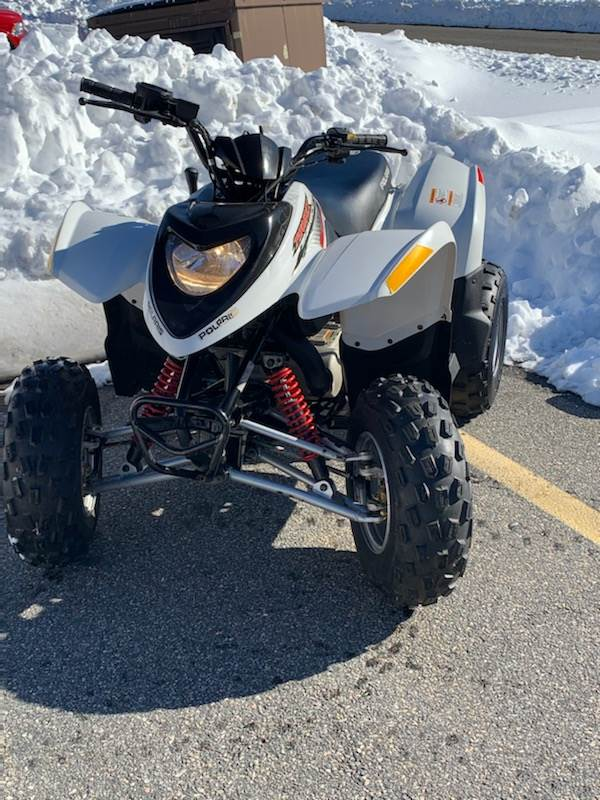 2007 Polaris Phoenix 200 in Thomaston, Connecticut - Photo 2