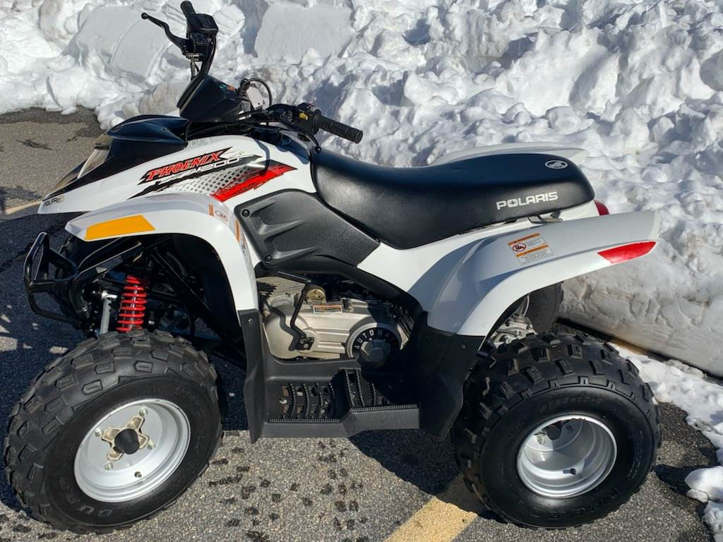 2007 Polaris Phoenix 200 in Thomaston, Connecticut - Photo 3