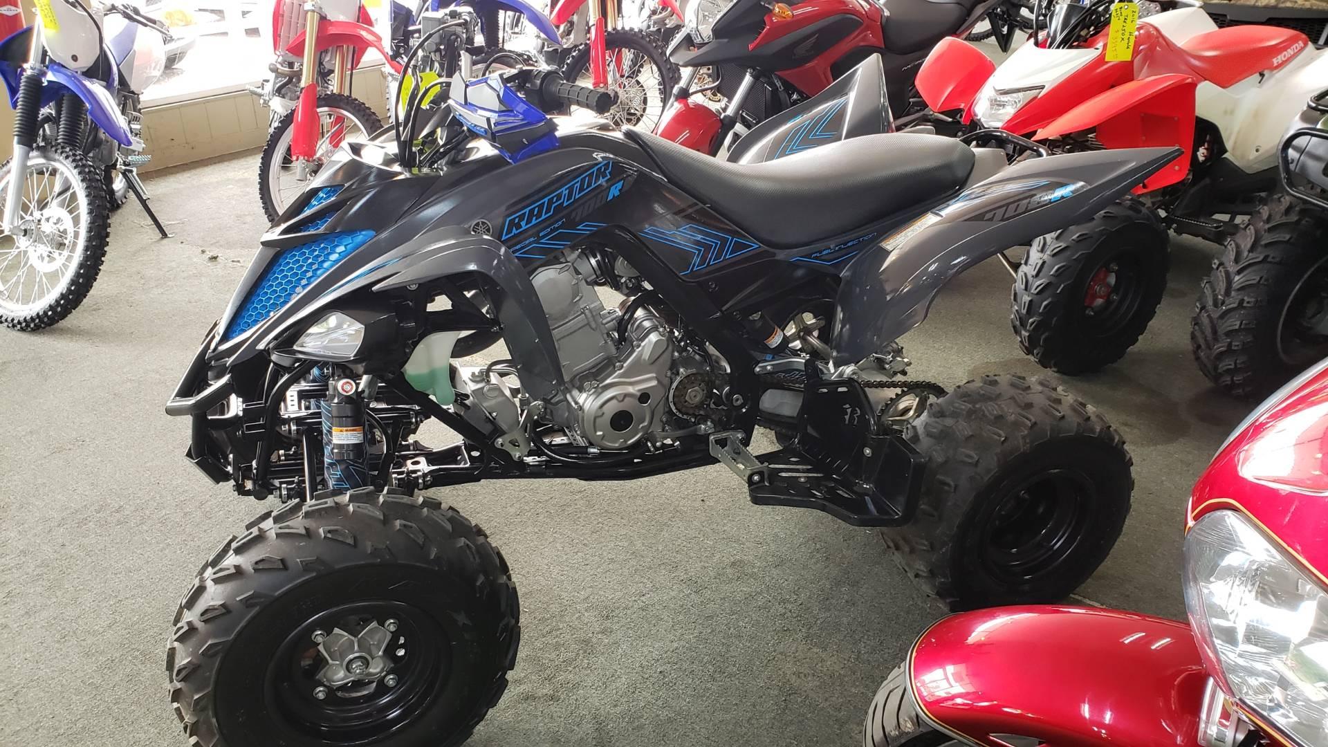 2017 Yamaha Raptor 700R SE for sale 120899