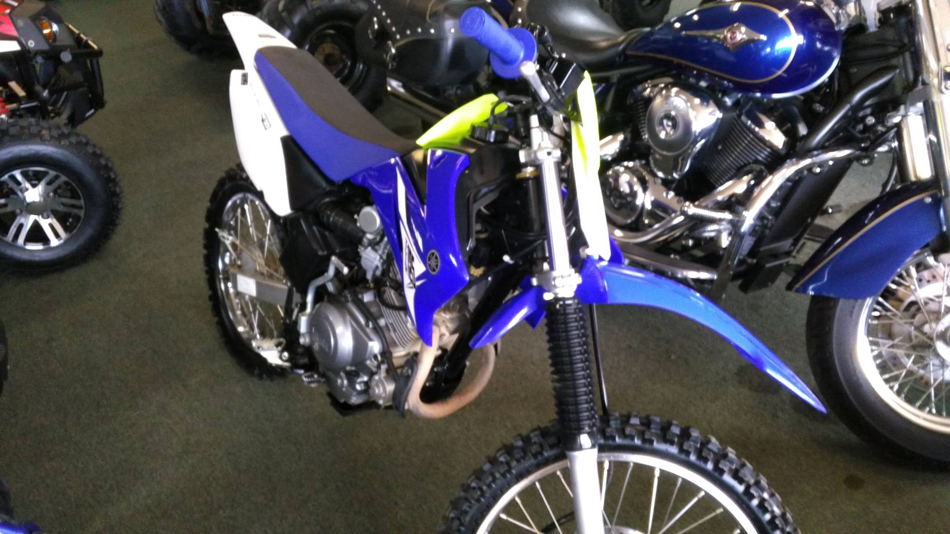 2014 Yamaha TT-R125LE for sale 12223