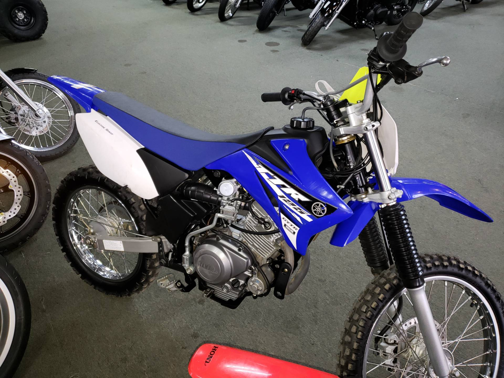 2015 Yamaha TT-R125LE 3
