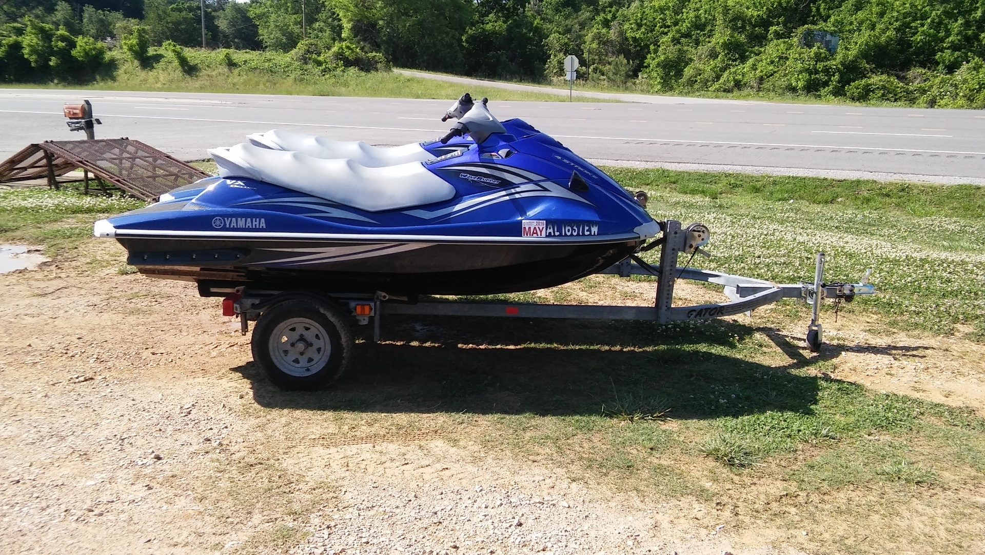 2008 Yamaha VX Deluxe for sale 57357