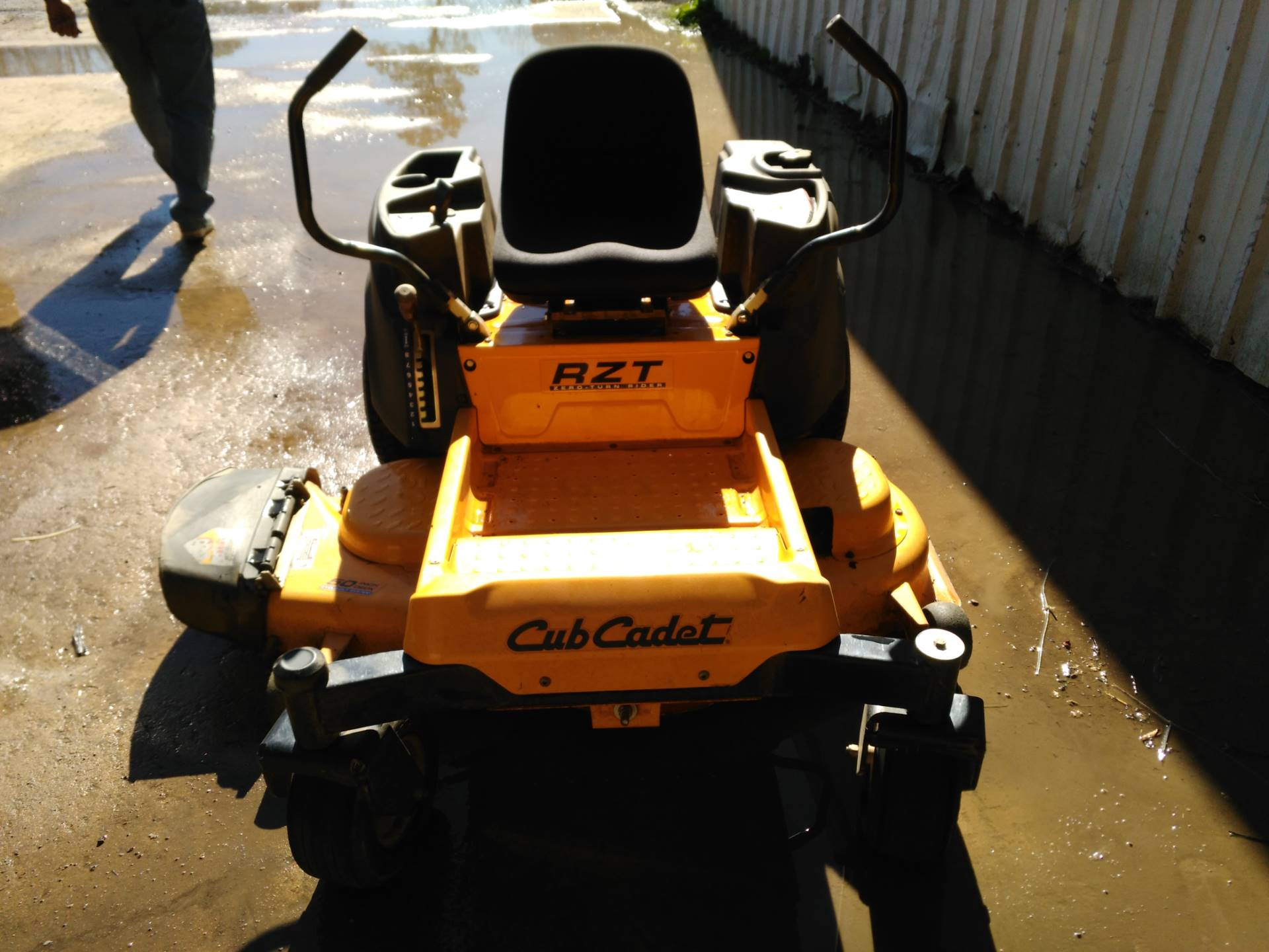 2012 Cub Cadet RZT in Jasper, Alabama - Photo 1