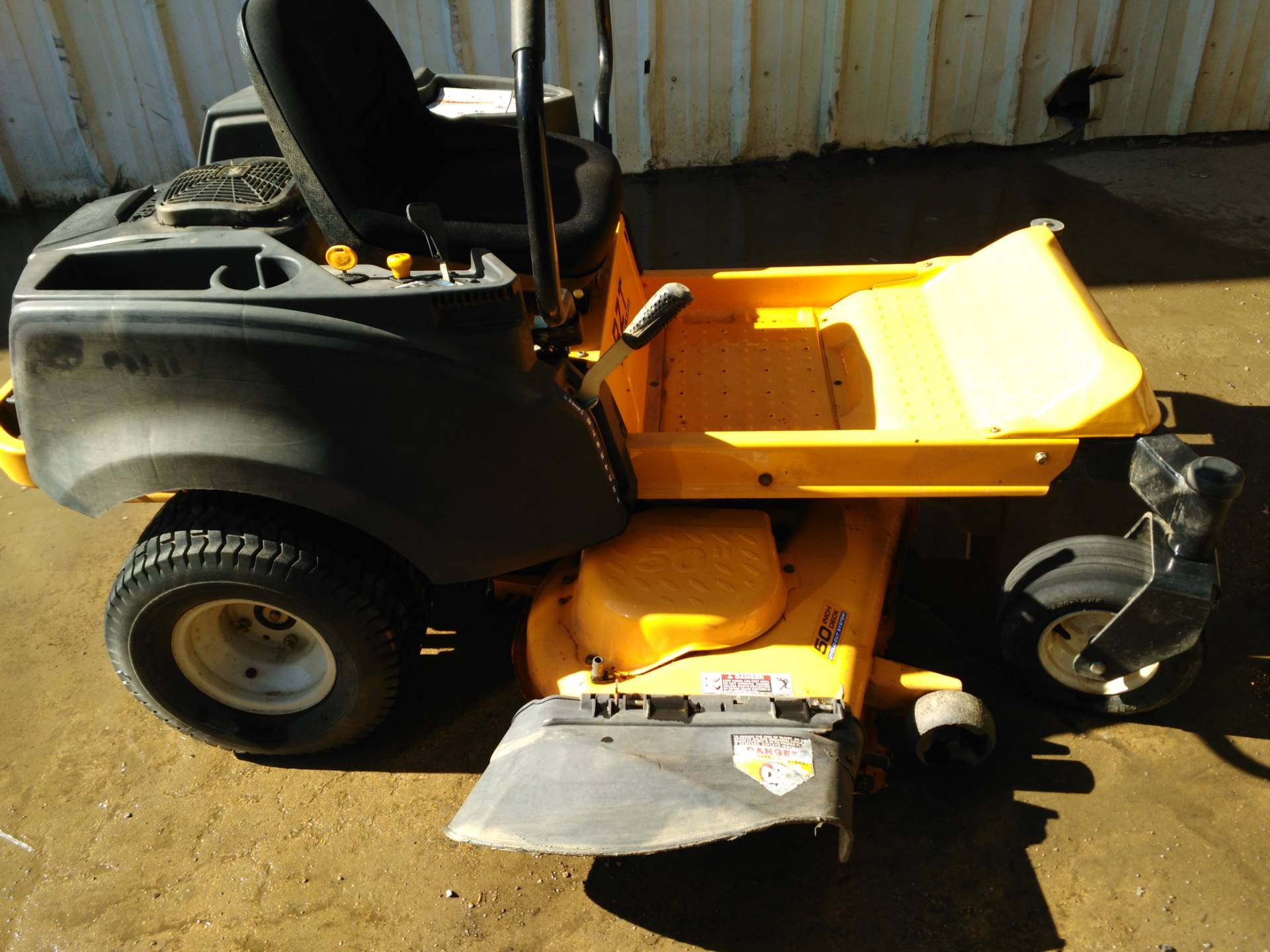 2012 Cub Cadet RZT in Jasper, Alabama - Photo 2